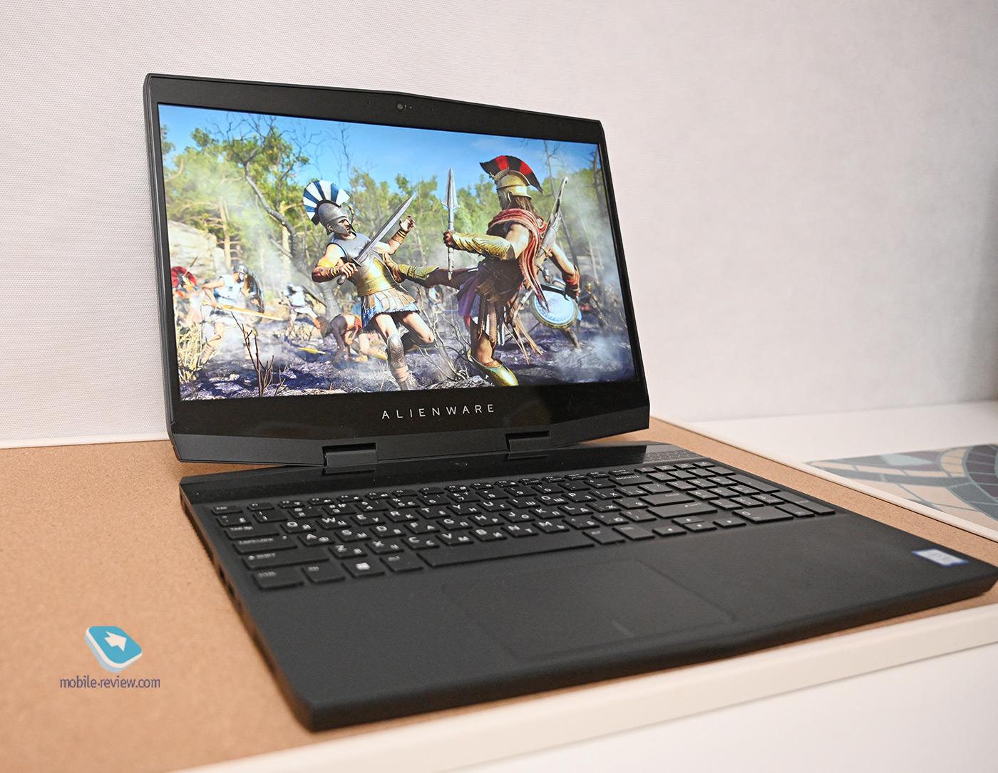 Самый стильный: обзор Dell Alienware M15