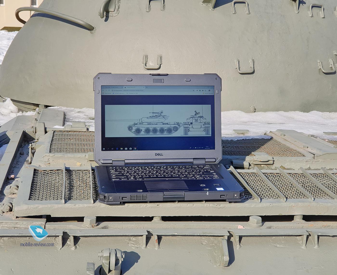 Обзор Dell Latitude Rugged 5420