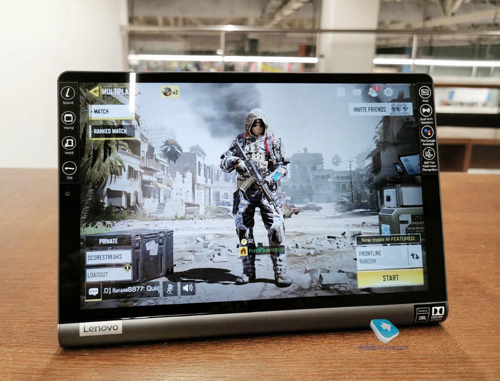 #Эхо50: новый планшет от Lenovo