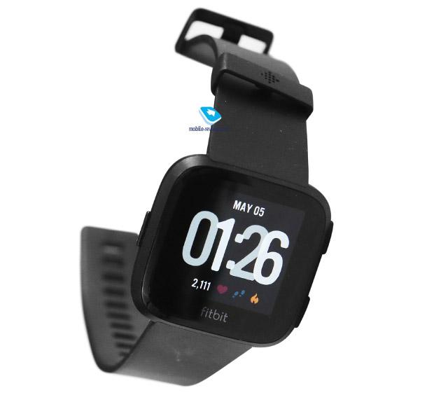 Обзор умных часов для фитнеса – FitBit Versa