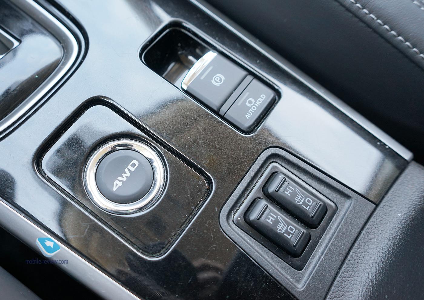 Полный бак №10. Тест Mitsubishi Outlander III
