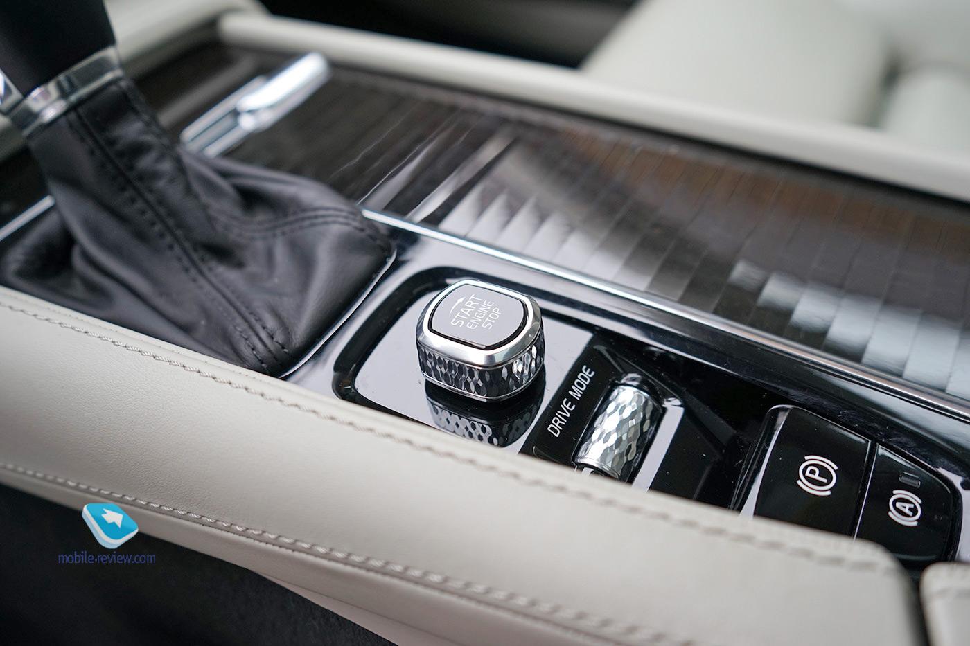 Полный бак №2. Тест Volvo S90