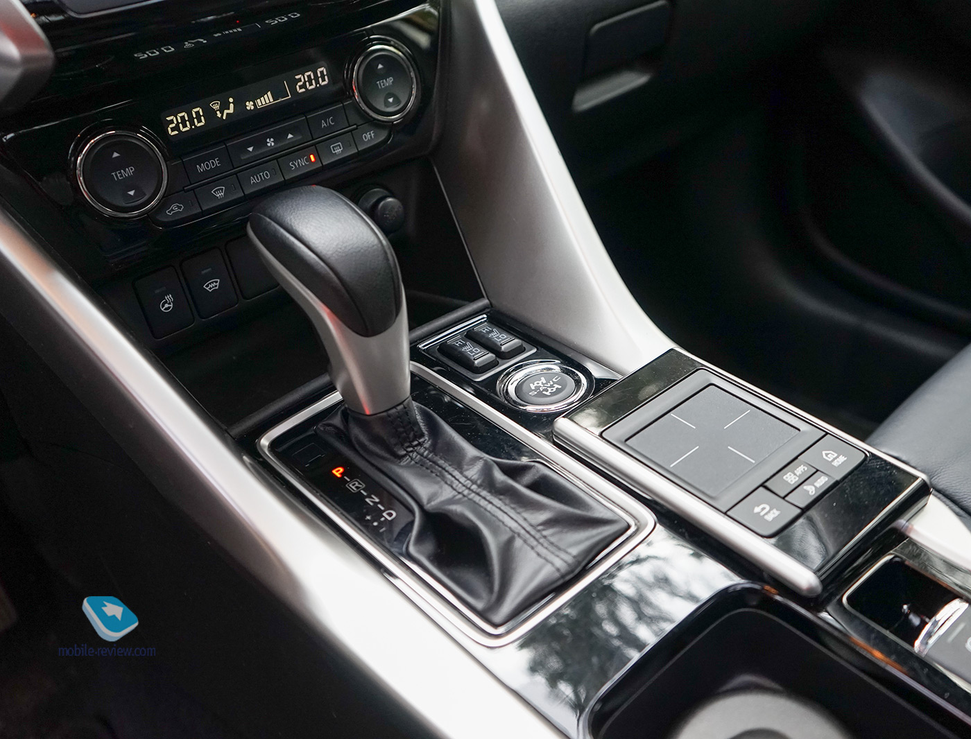 Полный бак №5. Тест Mitsubishi Eclipse Cross