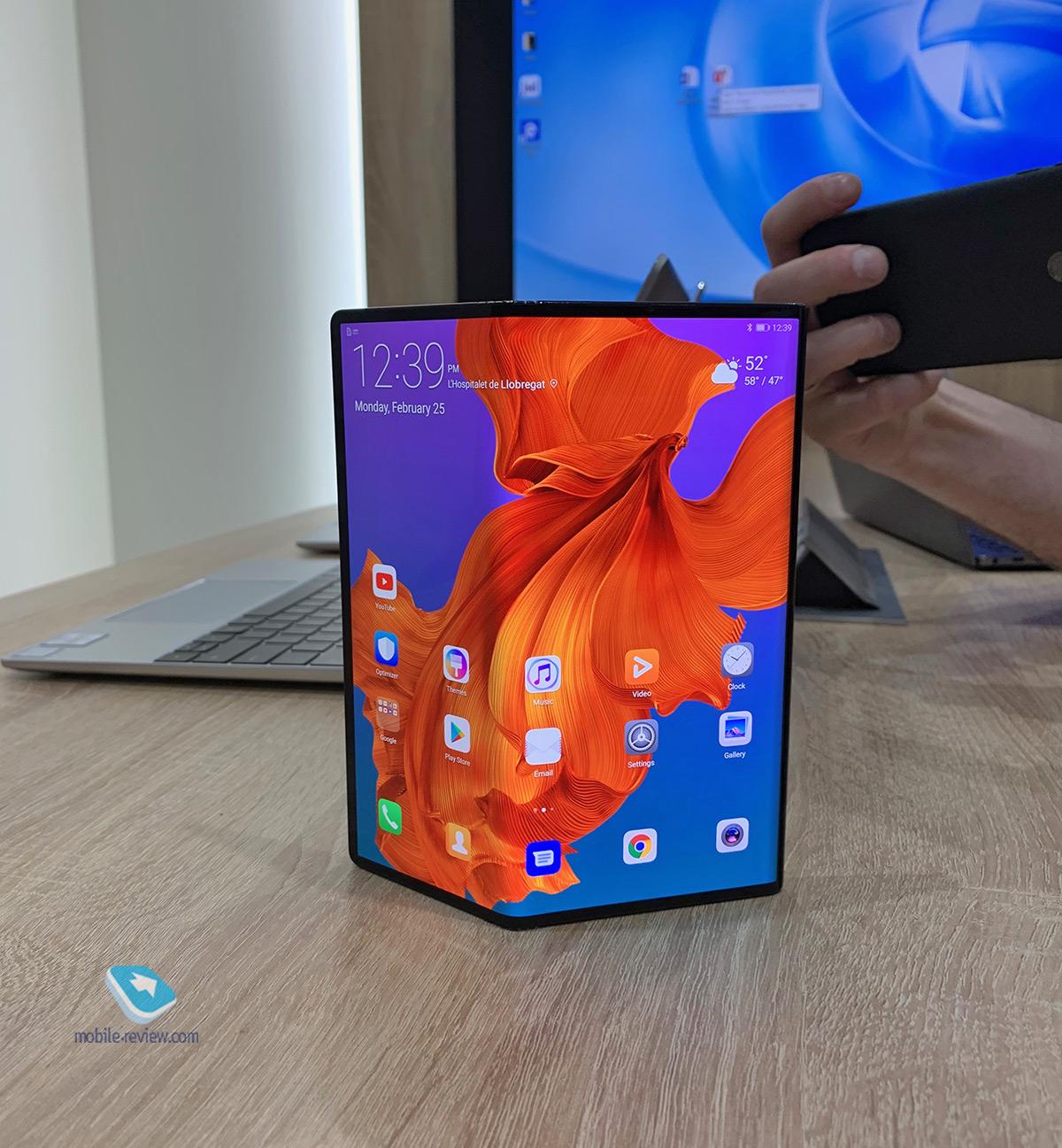 Samsung Fold против Huawei Mate X – сравниваем смартфоны с гибкими экранами