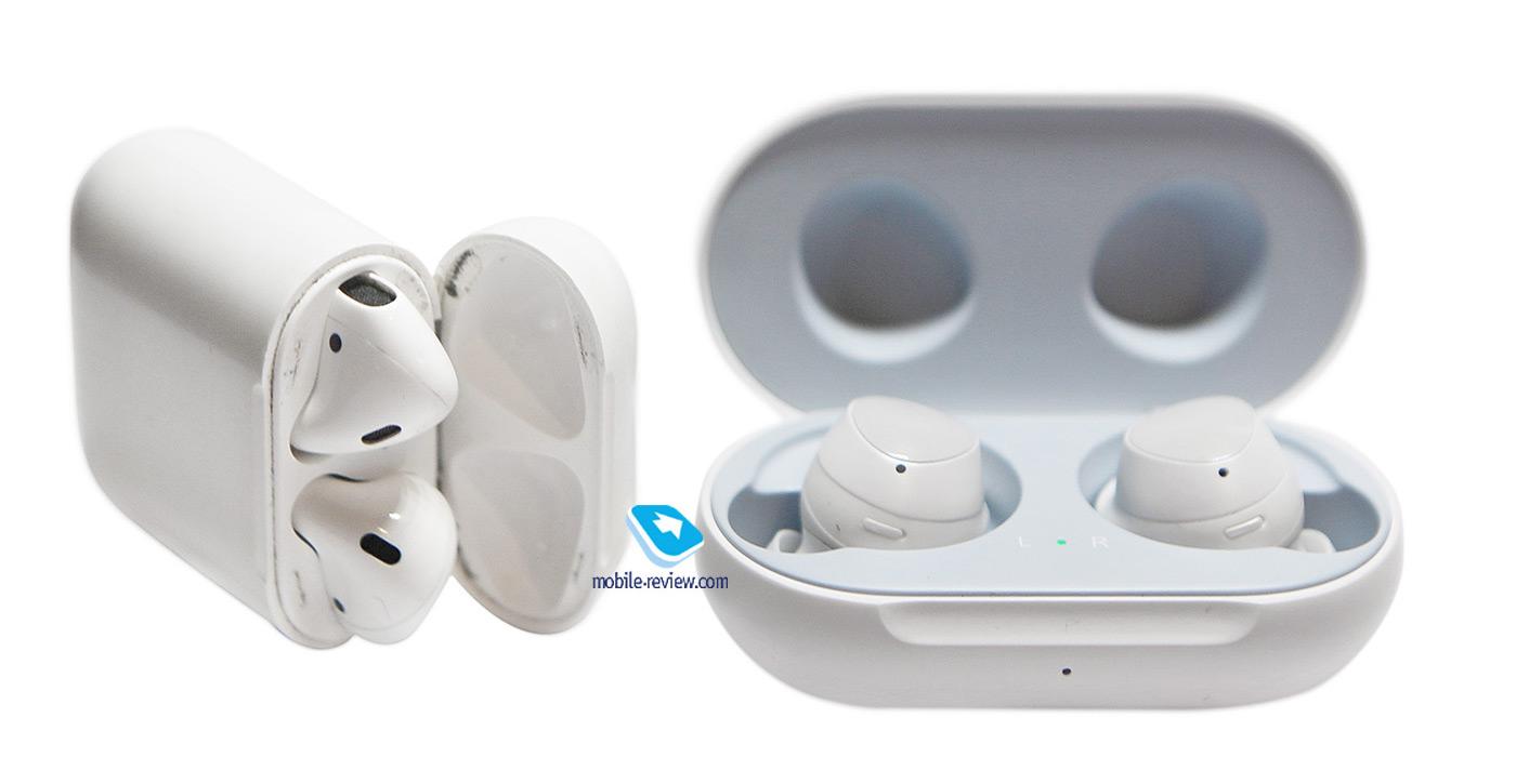 Гид покупателя. Беспроводные наушники – Apple AirPods против Samsung Galaxy Buds