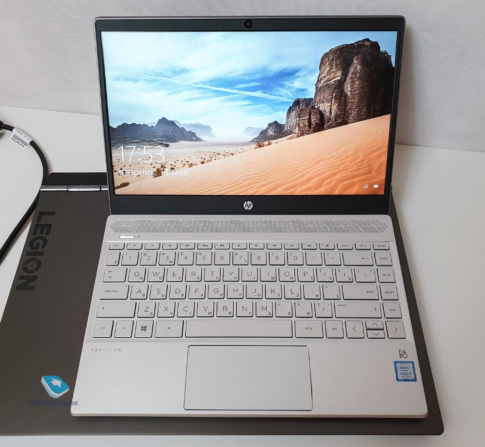Конкурент MacBook Air, но в 2 раза дешевле: HP Pavilion 13-an0035ur
