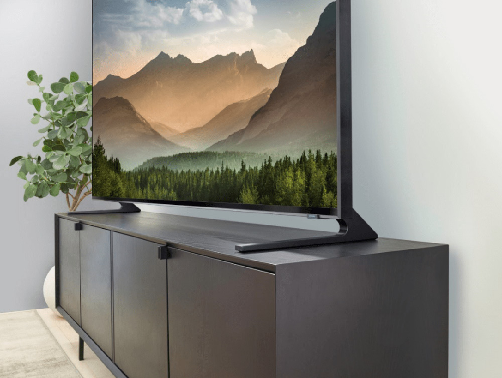 Интервью с телевизором Samsung 75Q900RBUXRU 8K