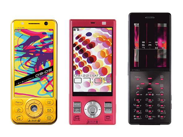 Японские телефоны. Смерть или перевоплощение?