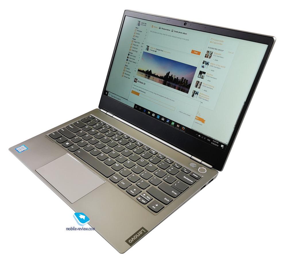 Не ThinkPad, а ThinkBook!