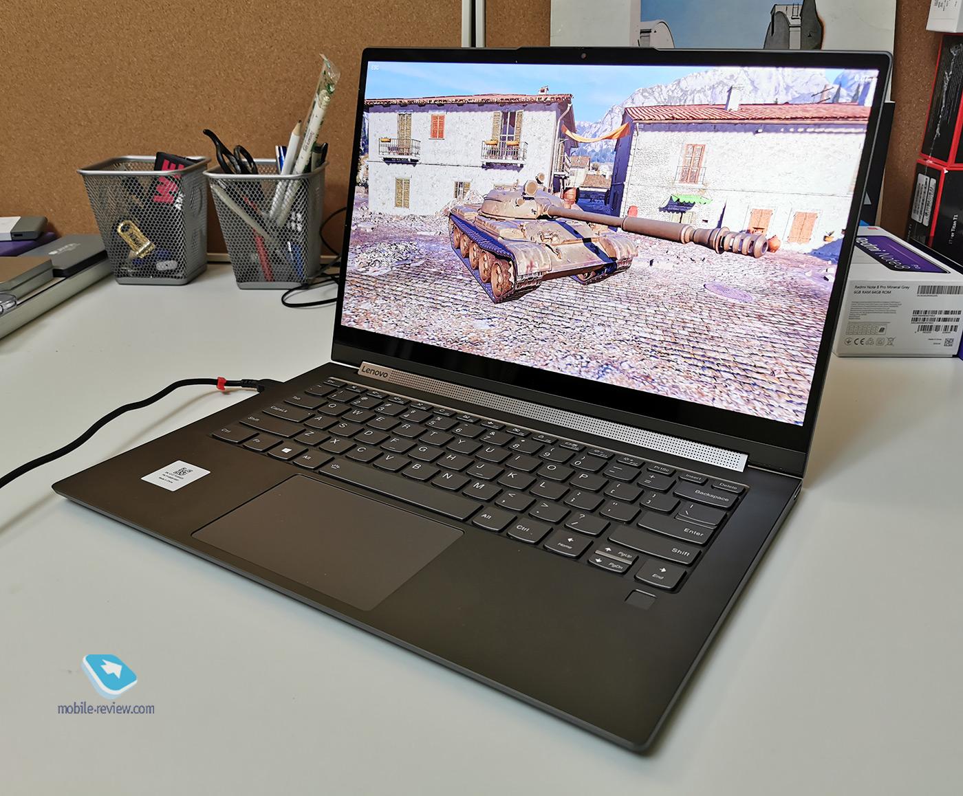 Lenovo Yoga C940: почему ваш следующий ноутбук должен быть на 10th Gen от Intel?
