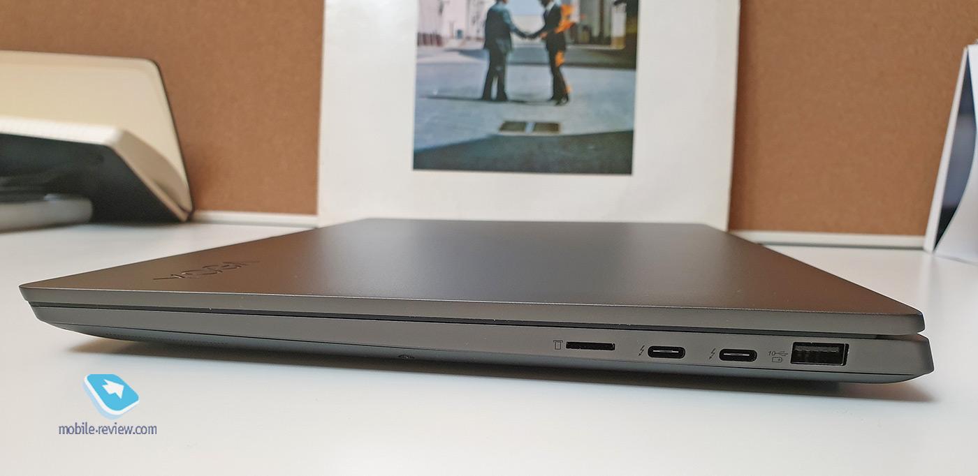 Новая порода ноутбуков: Lenovo Yoga S740