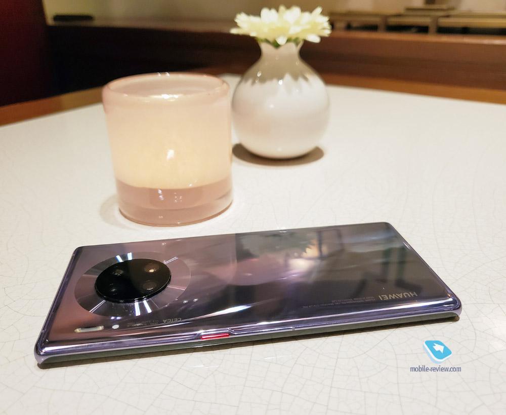 Почему Huawei Mate 30 Pro – отличный флагман и без Google