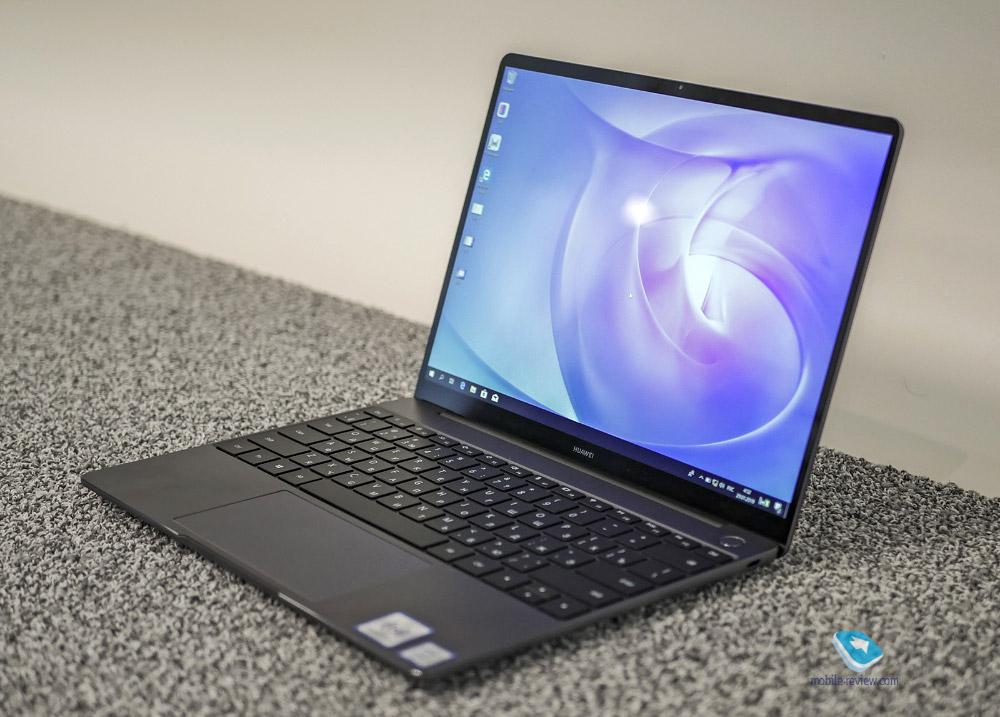 MWC. Huawei MateBook 13
