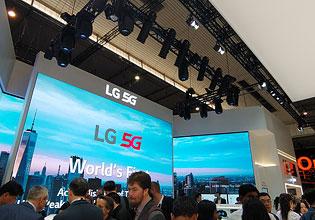 MWC. Первый взгляд на LG G8 ThinQ