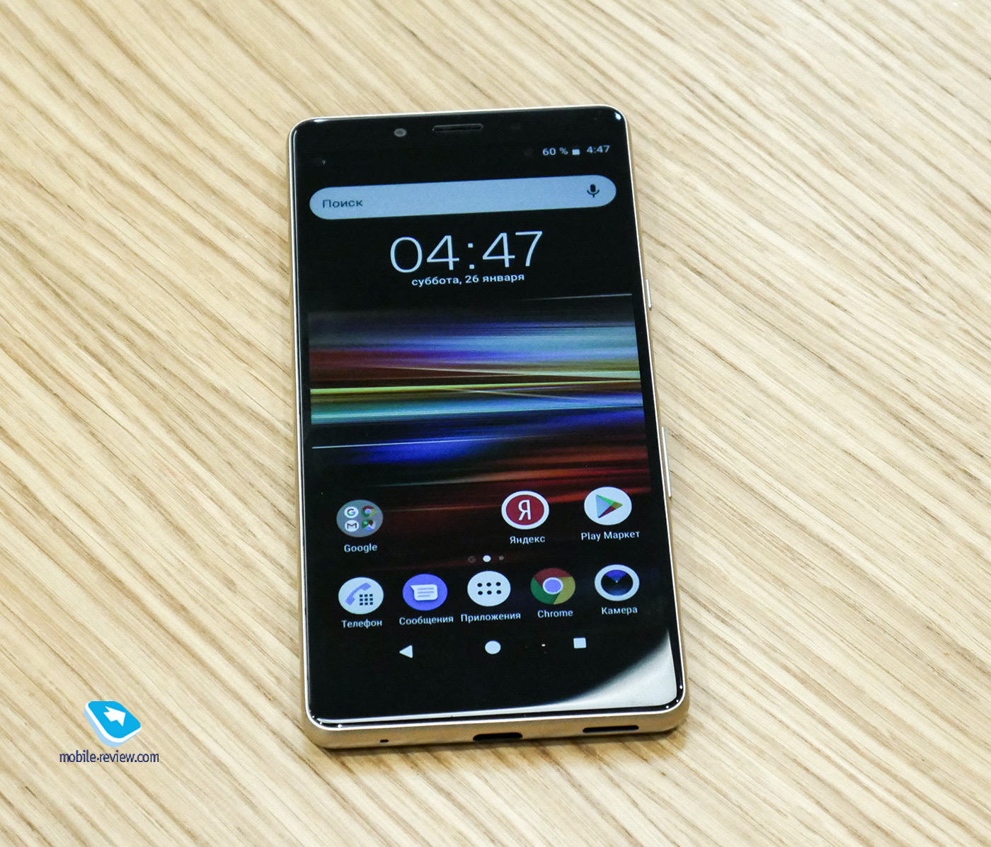 MWC 2019. Первый взгляд. Sony Xperia 10, 10 Plus и L3