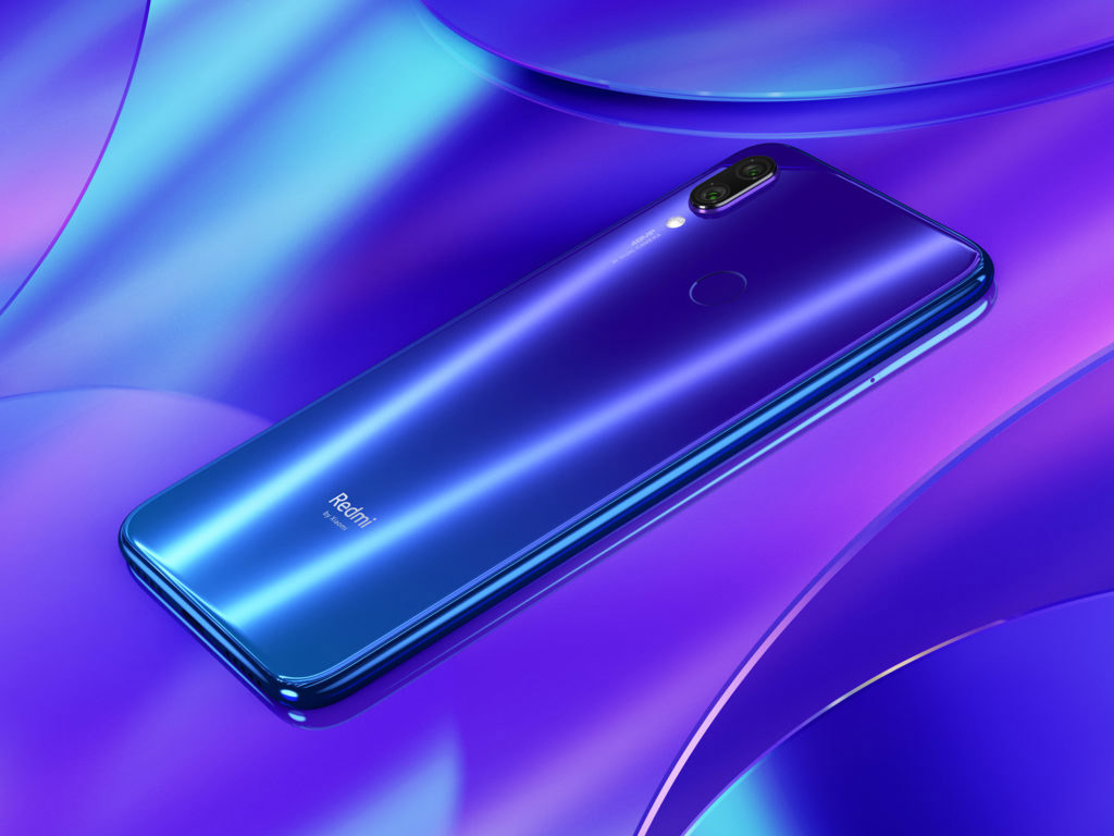 Презентация Redmi Note 7