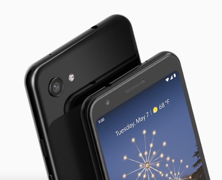 Картинки по запросу Смартфон Google Pixel 3 А