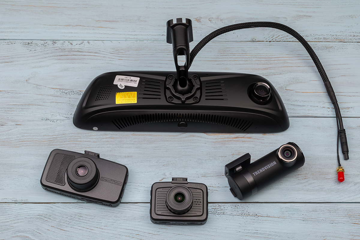 Newest 2CH MINI mobile dvr+1080P AHD Cameras mini vehicle