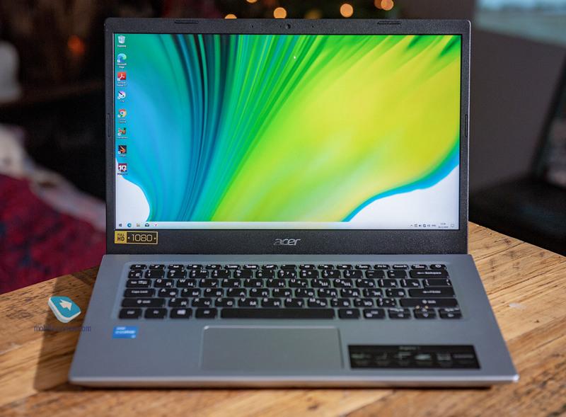 Обзор ноутбука Acer Aspire 5