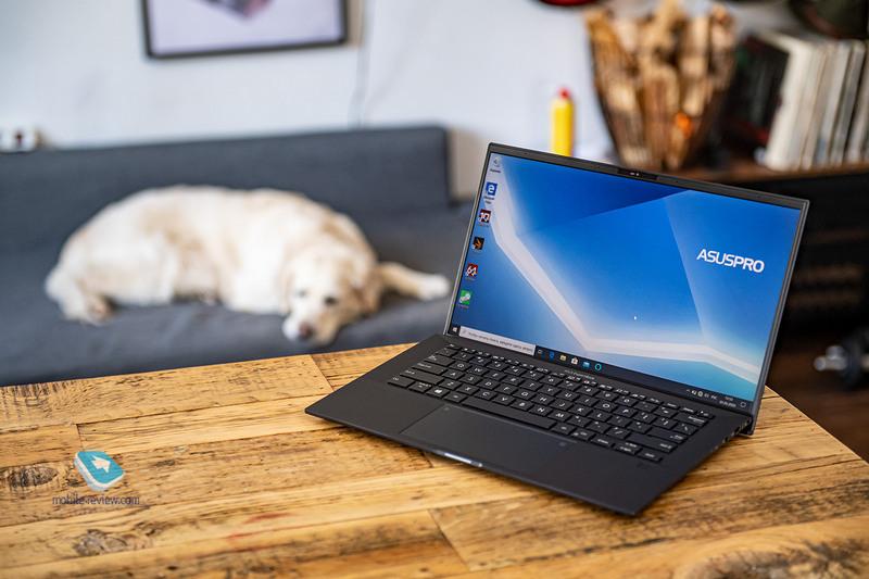 Обзор ноутбука Asus ExpertBook (B9450FA)