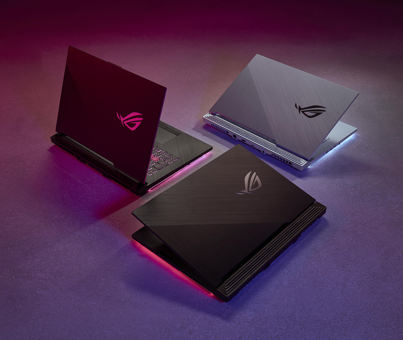 Игровые ноутбуки Asus ROG 2020 года – обновление линейки