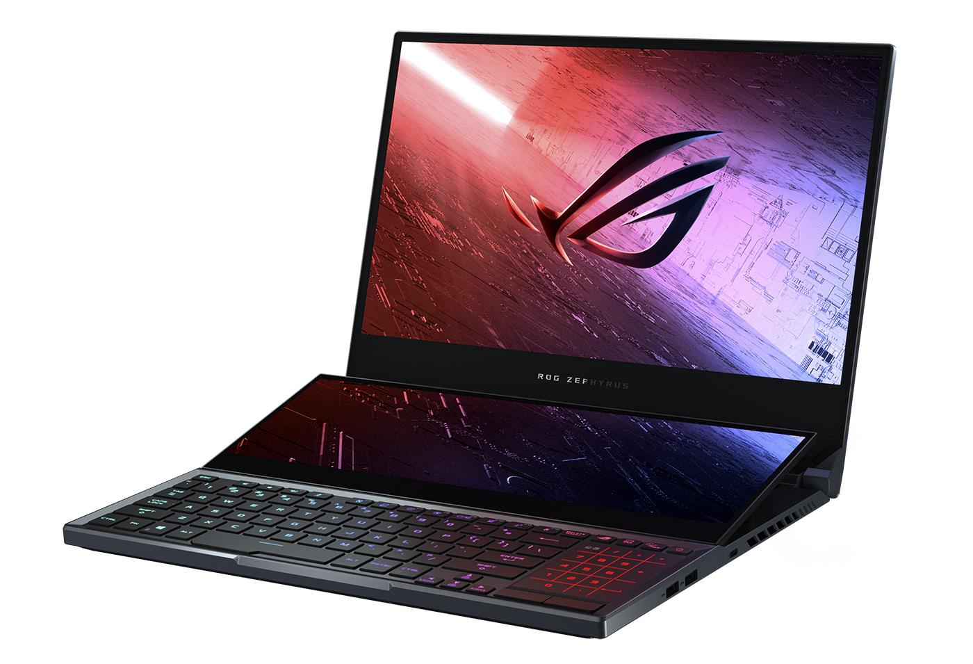 ASUS демонстрирует игровые ноутбуки Republic of Gamers (ROG) - ITnews | 955x1400