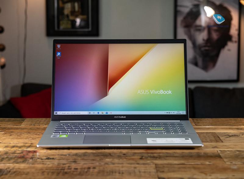 Обзор ASUS VivoBook S15 (S533)