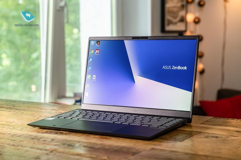 Обзор ASUS ZenBook 13 (UX325)