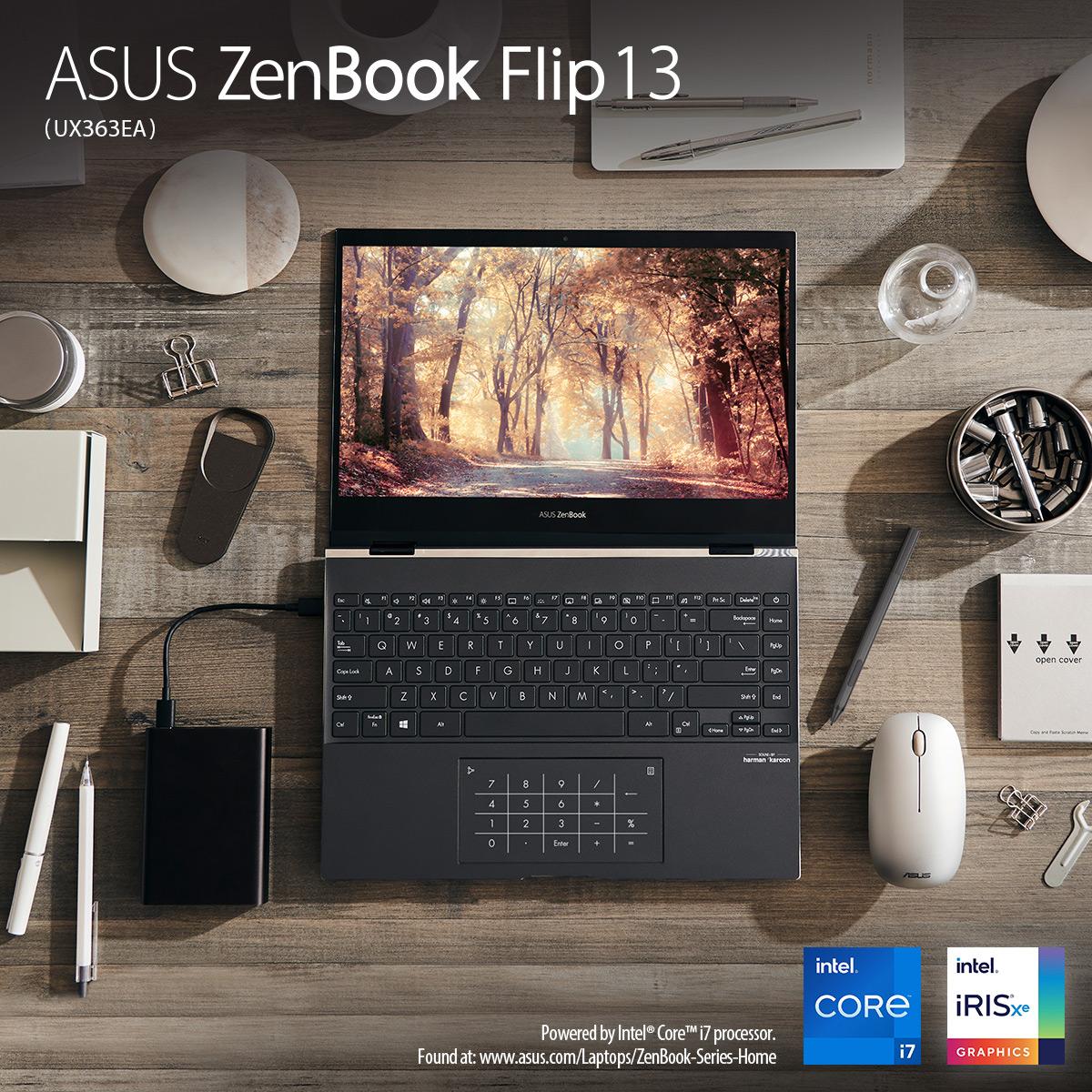 Как правильно выбрать ноутбук: 5 преимуществ ASUS ZenBook Flip 13