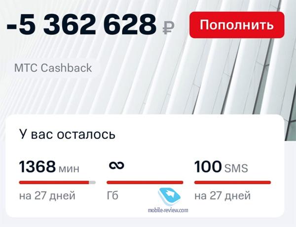 Бирюльки №608. Счет на 559 миллионов рублей от МТС