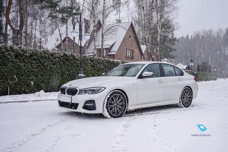 Тест BMW 320d. Насколько G20 лучше F30