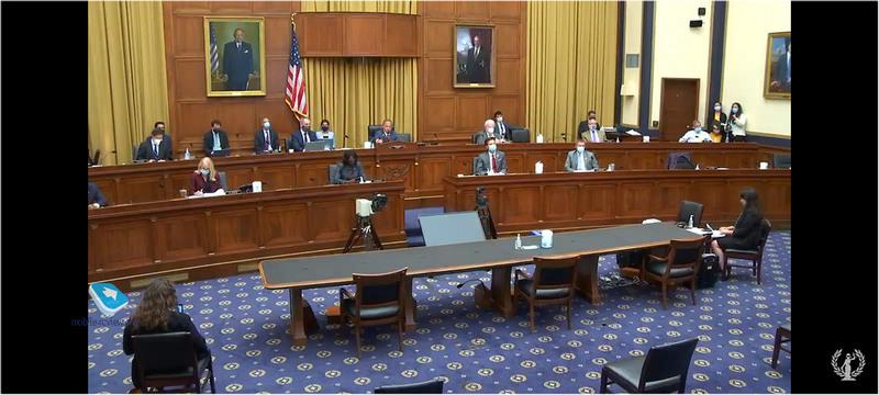 Лучшее шоу года - Конгресс США против Apple, Facebook, Google и Amazon