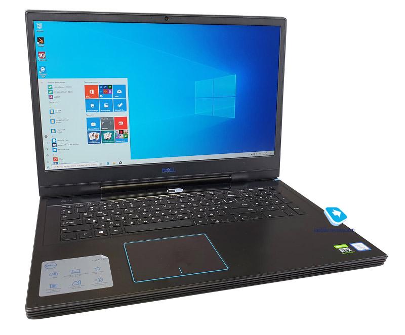Dell G7 7790: Intel i9 + GeForce RTX 2080 по минимальной цене
