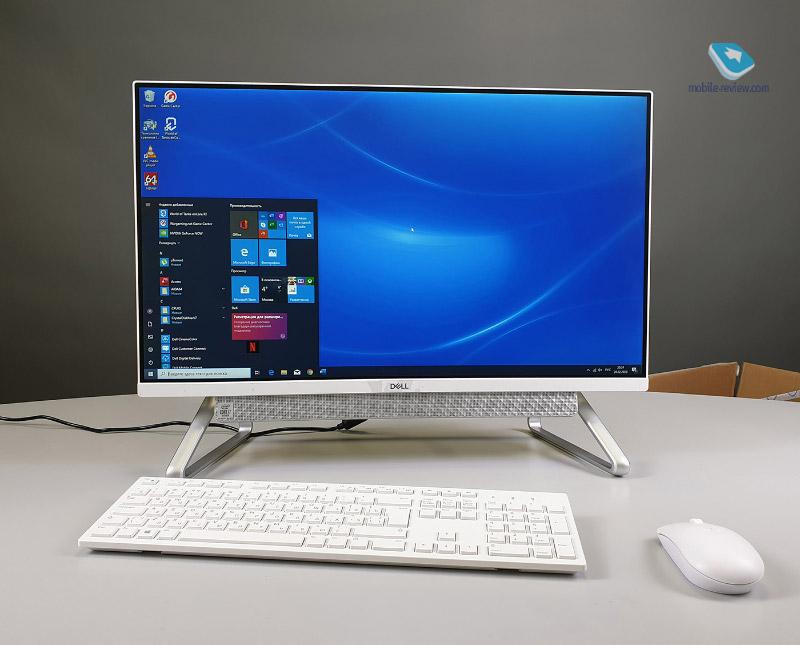 Элегантный моноблок Dell Inspiron 7790 AIO