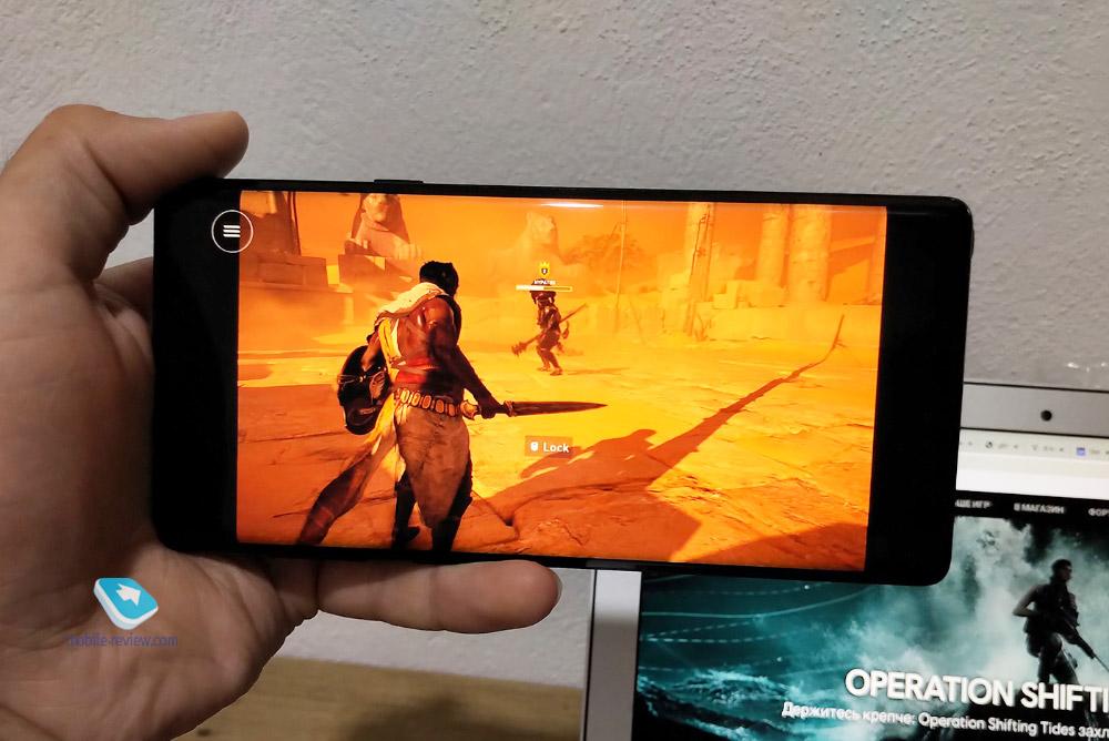 #Эхо54: как я на смартфоне в PC-версию Assassin's Creed играл