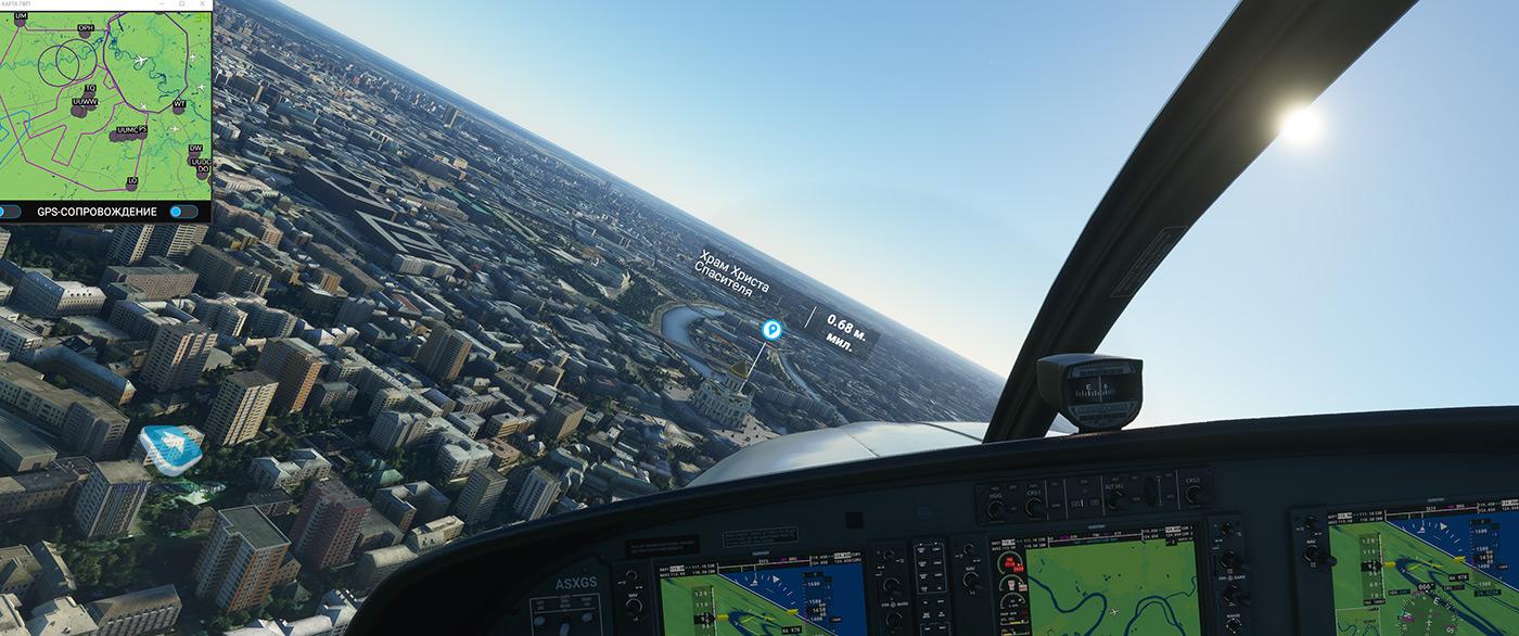 # Echo85: впечатления от Microsoft Flight Simulator; Apple как закрытая экосистема