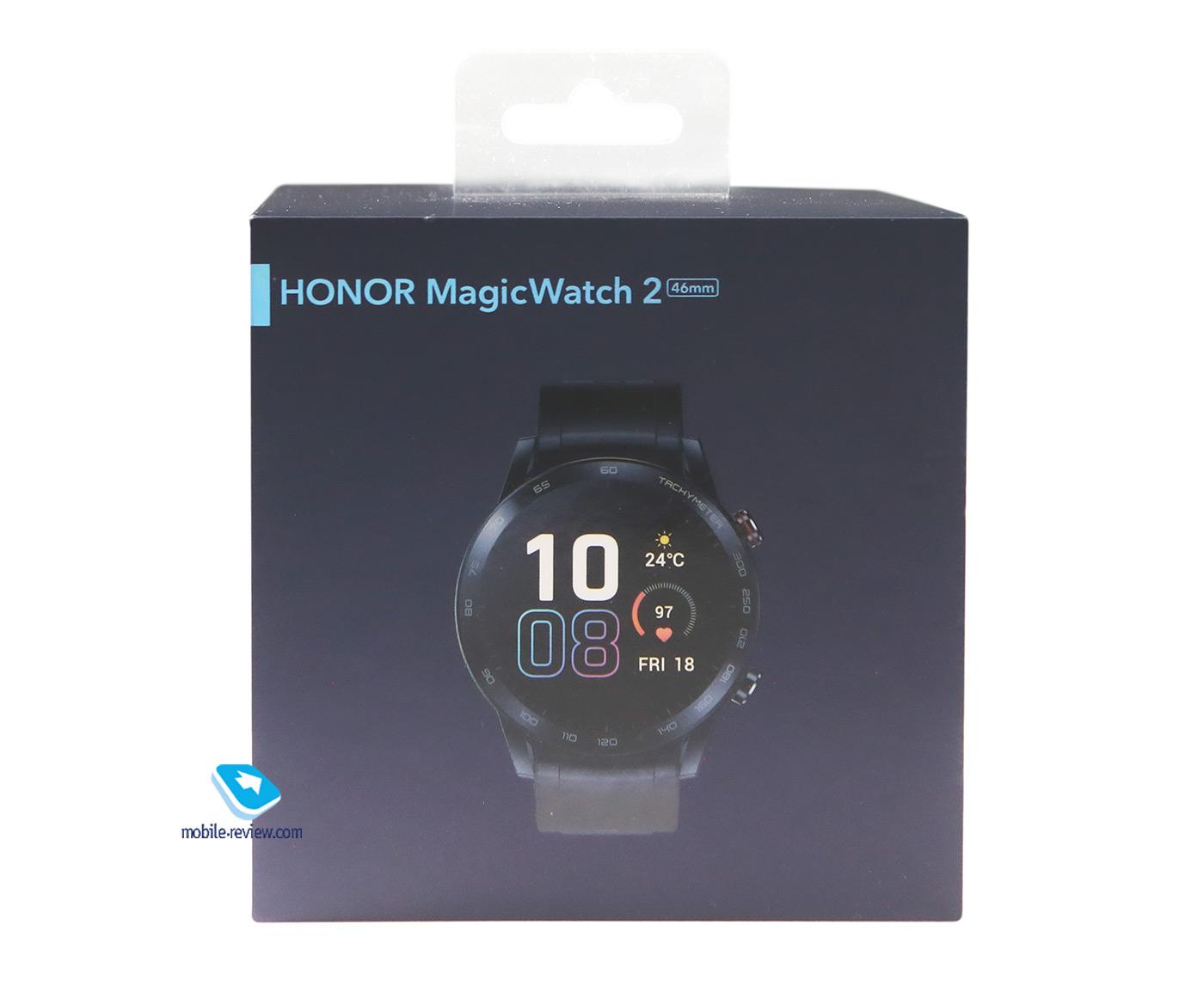Обзор умных часов Honor MagicWatch 2 (TLS-B19)