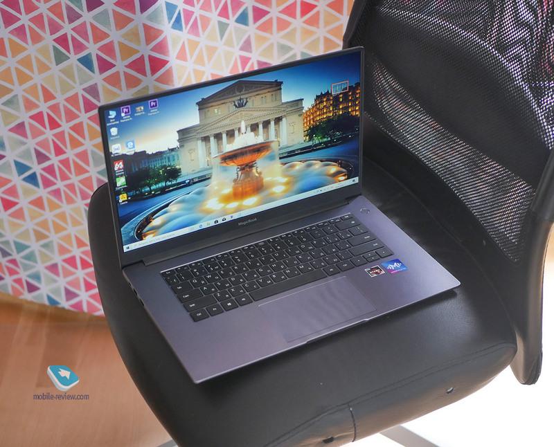 Обзор ноутбука Honor MagicBook 15
