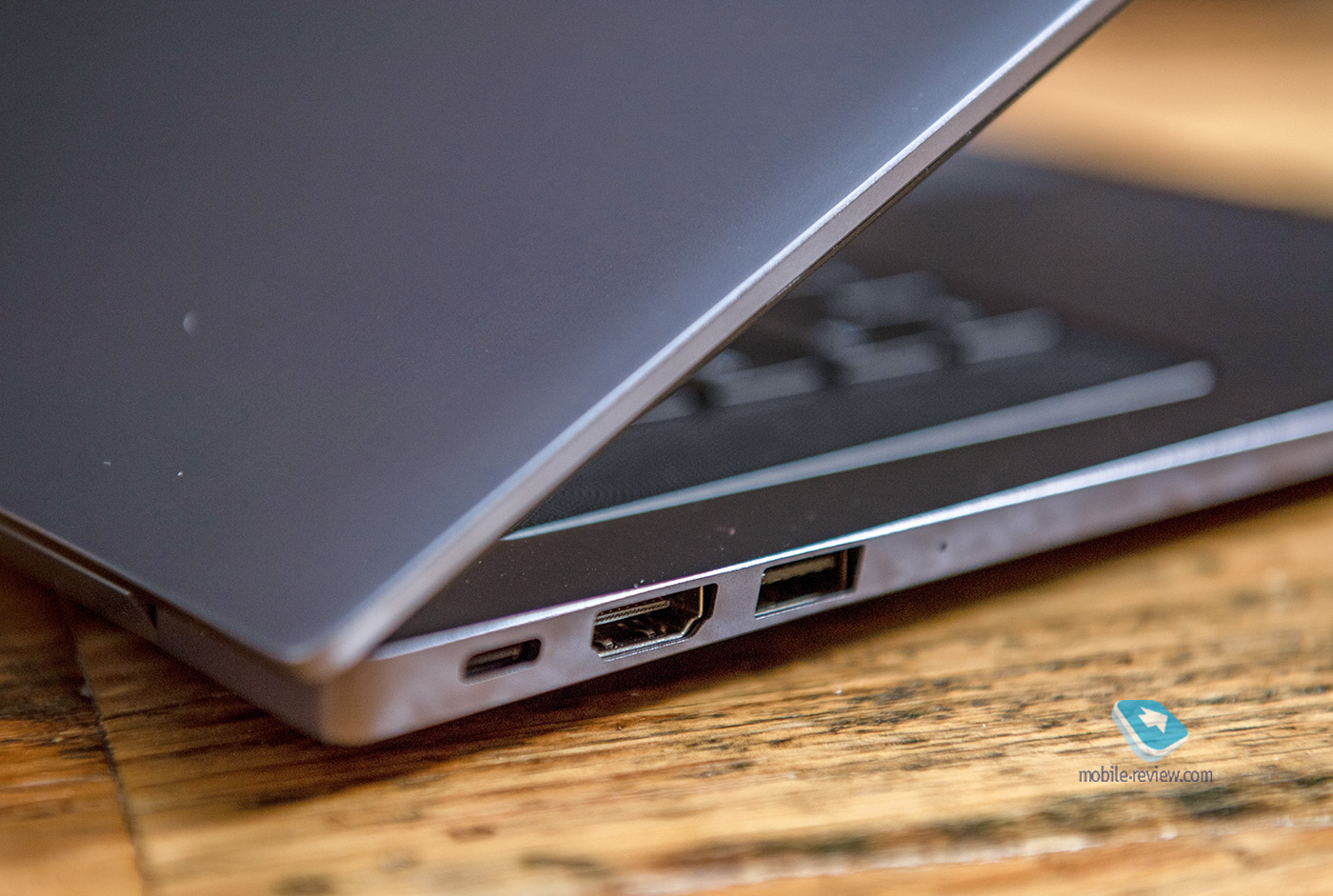 Обзор Honor MagicBook Pro (HLYL-WFQ9)