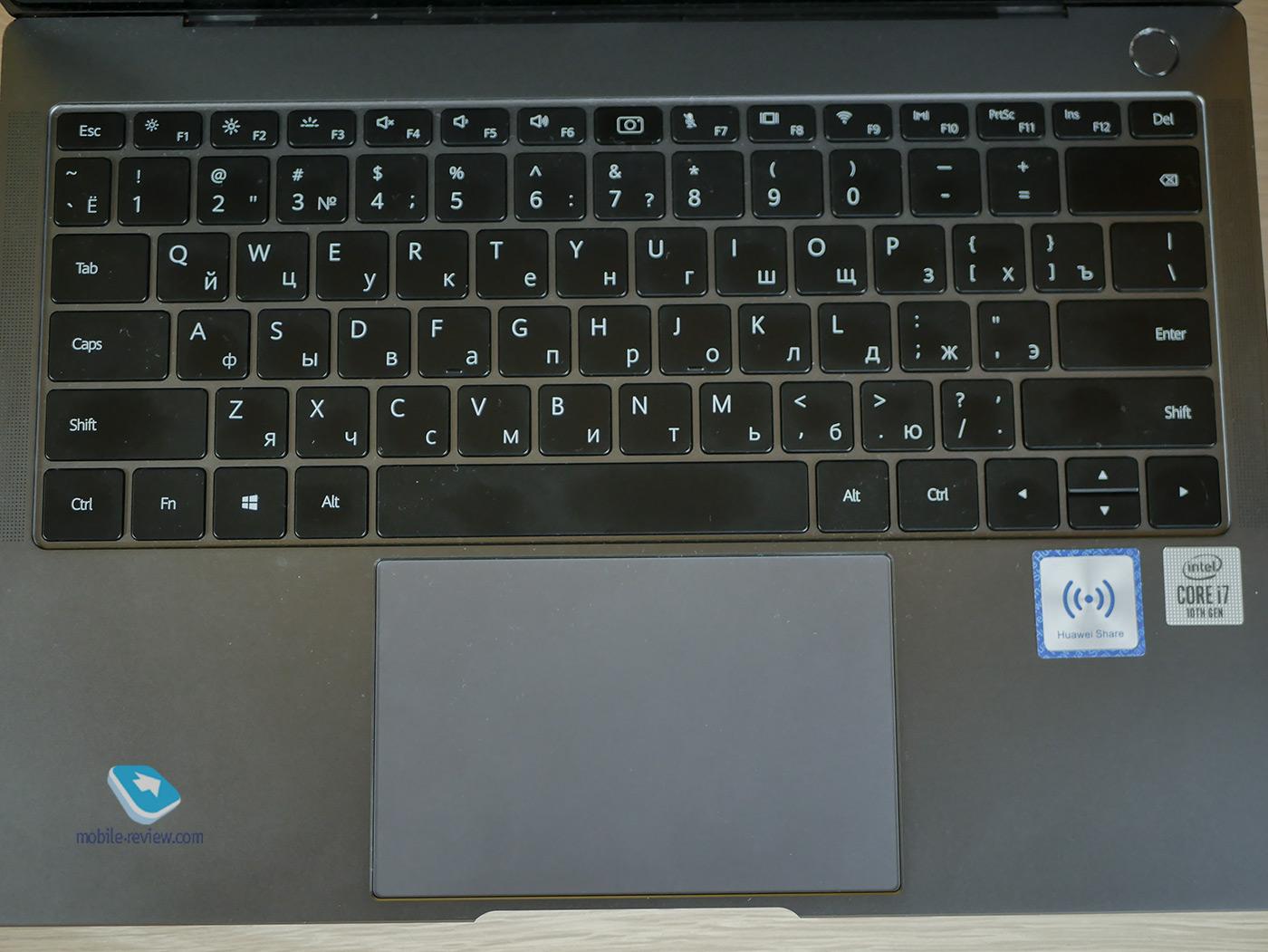 Опыт использования Huawei MateBook X Pro 2020