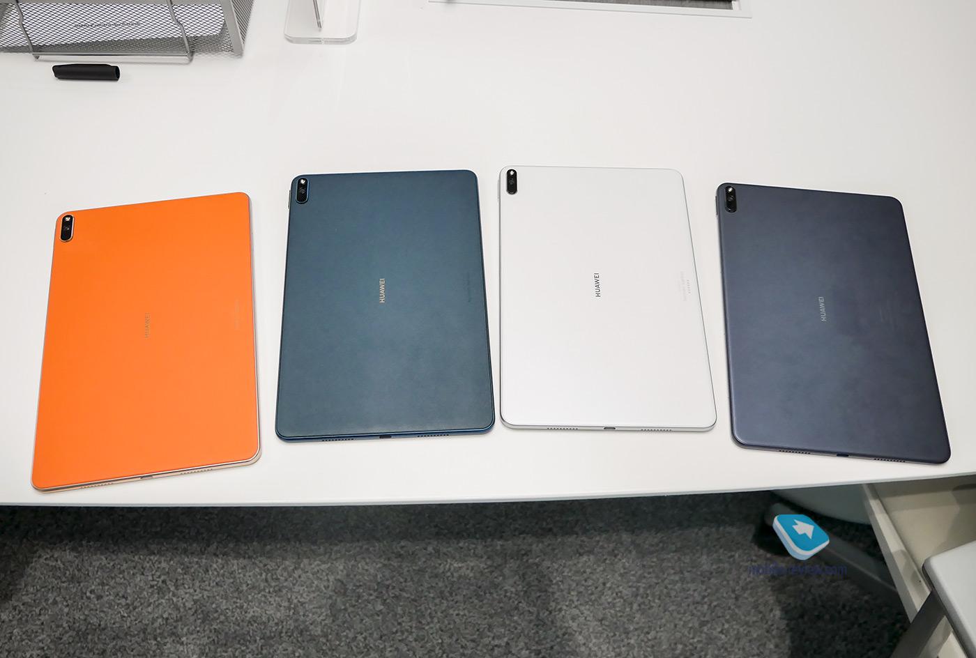 Первый взгляд на Huawei MatePad Pro