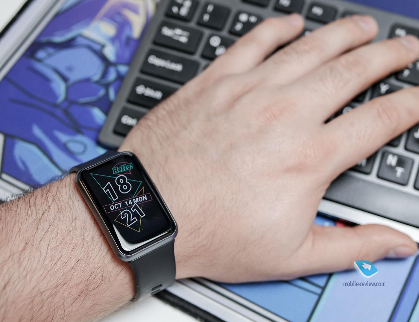 Как настроить часы huawei watch fit с телефоном