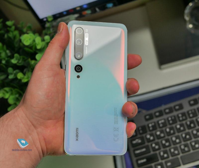 Месяц с Xiaomi Mi Note 10 Pro: 108 МП в кармане!