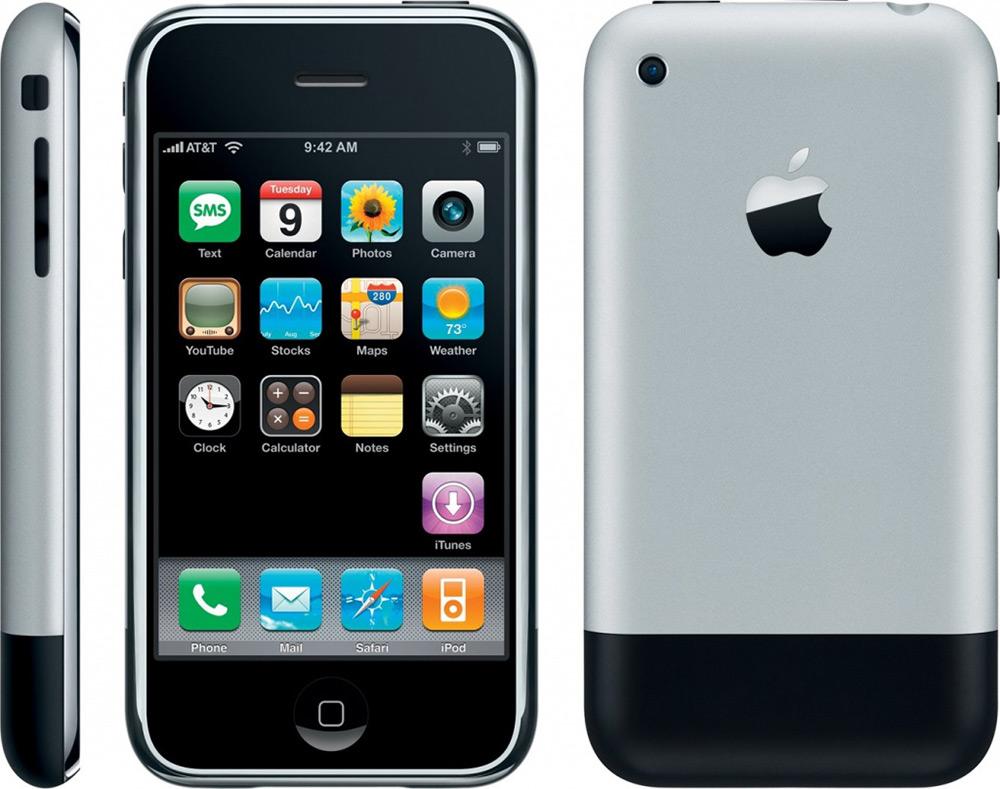 И затем Стив сказал: «Да будет iPhone»