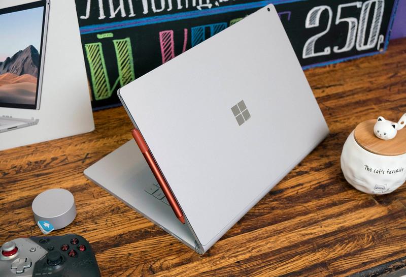 Обзор флагмана от Microsoft – ноутбук два в одном Surface Book 3