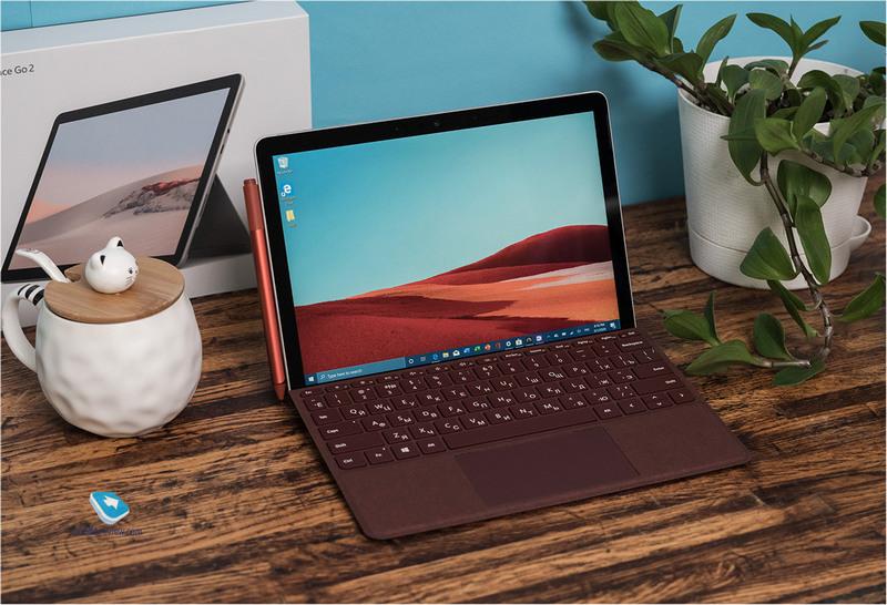 Обзор Microsoft Surface Go 2 - бюджетный планшет как альтернатива iPad