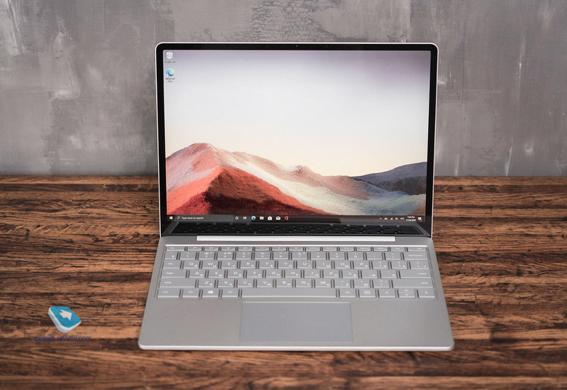 Обзор премиально-бюджетного Microsoft Surface Laptop Go