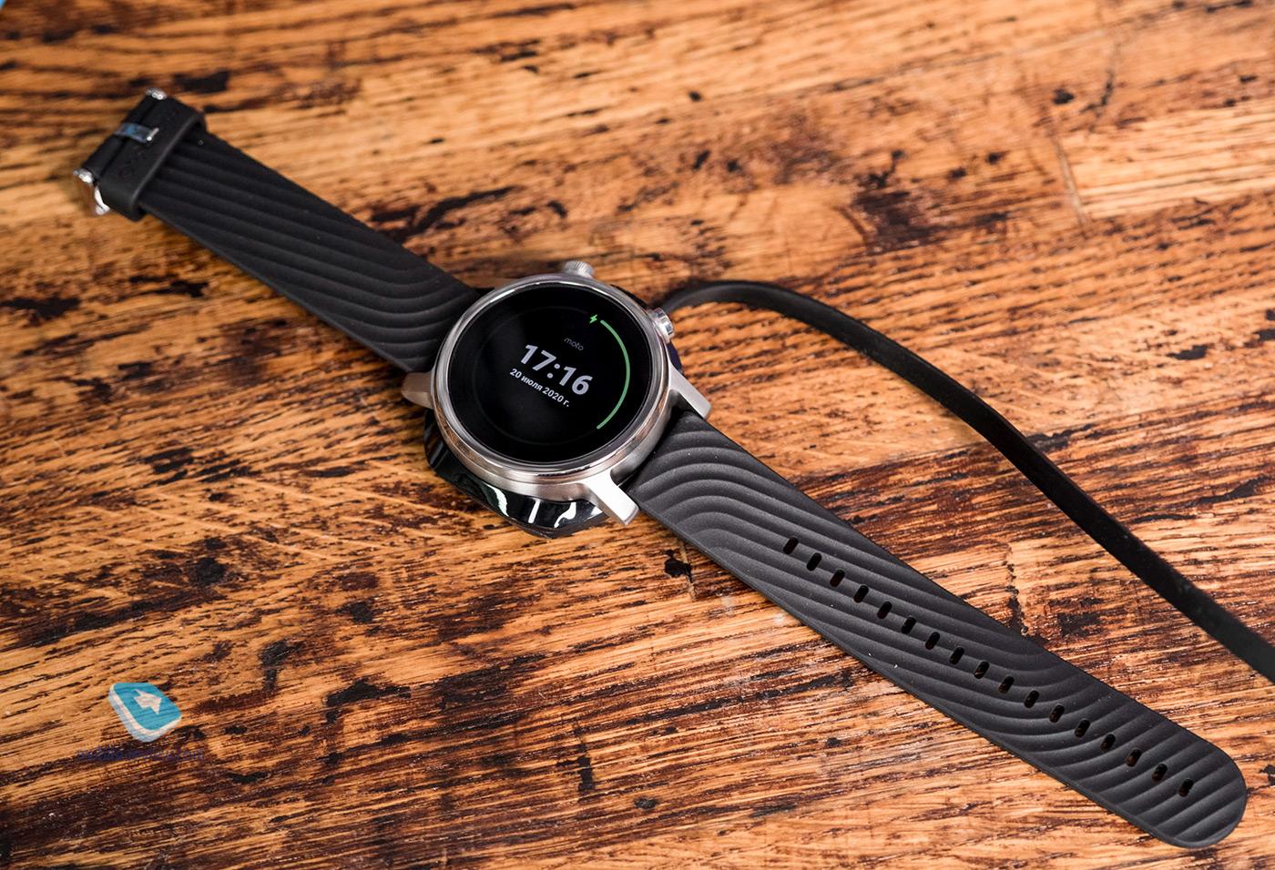 Обзор умных часов Moto 360 v3 (2020)