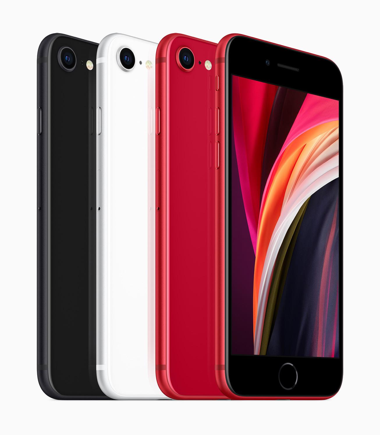 Новинки апреля: идеология iPhone SE