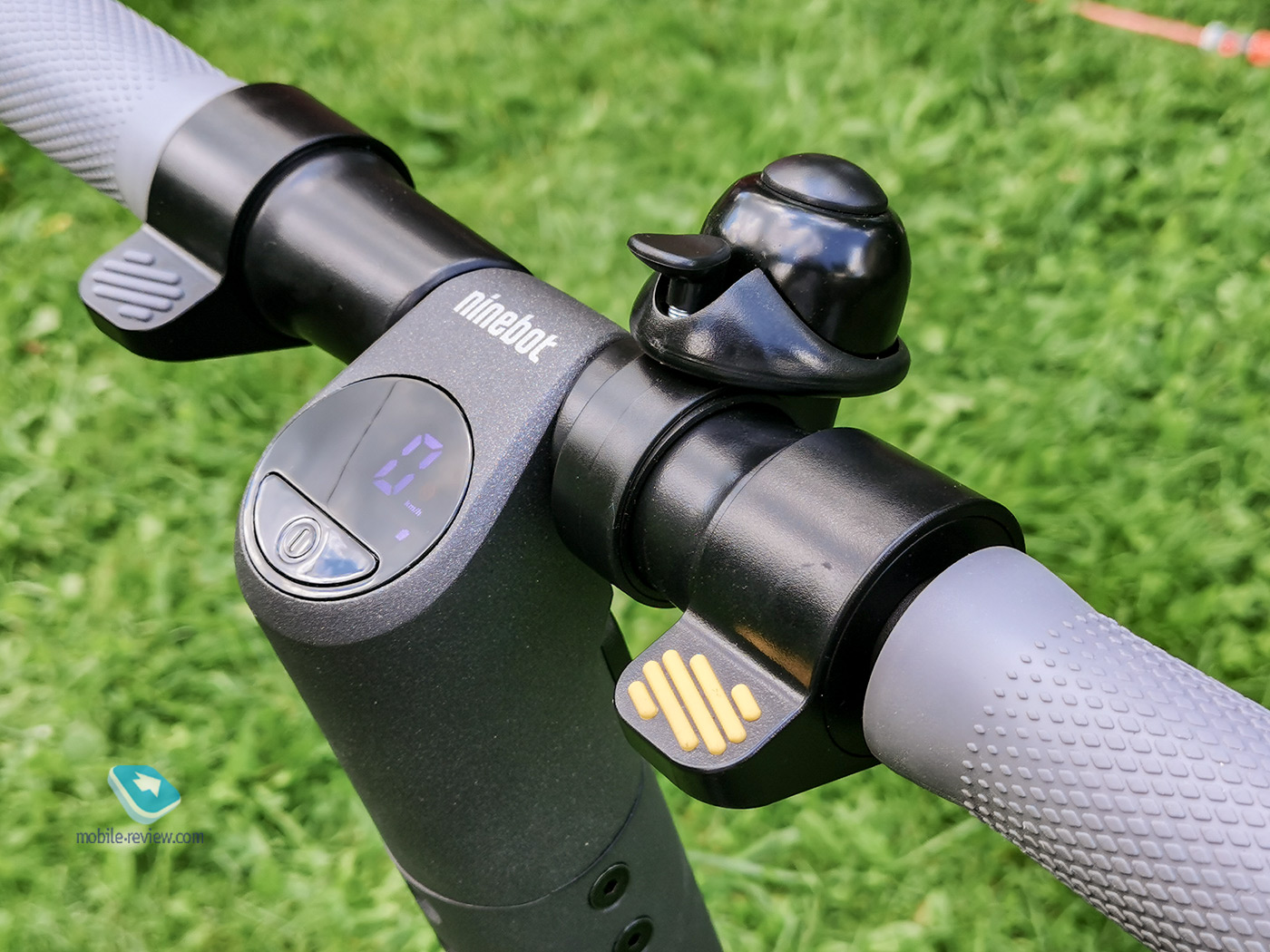 Обзор электросамоката Ninebot-Segway KickScooter E22 – посткарантинное устройство